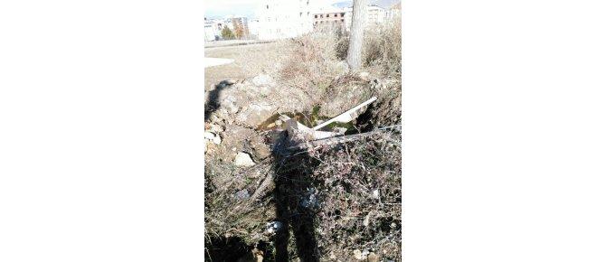 Seydişehir' de  Tarihi havuz restore edilmeyi bekliyor