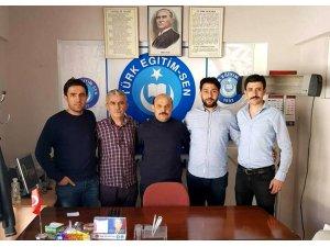 Seydişehir Türk Eğitim-Sen'de Kongre