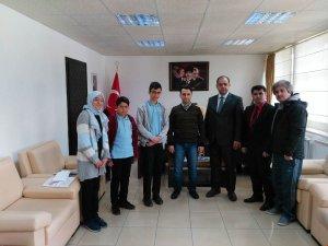 Mahmut Esat Anadolu Lisesi Spor Kulübünden Toplumsal Hizmet