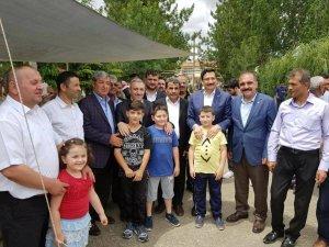 Keçiören Belediye Başkanı Ak Seydişehir'de