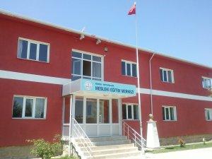 Mesleki Eğitim Merkezinde kayıtlar başladı