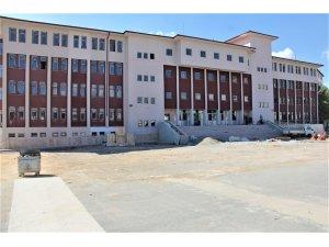 Seydişehir'de Yeni Okul Eğitime Gecikmeli Açılacak