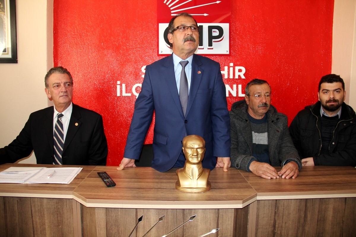 CHP Konya Milletvekili Hüsnü Bozkurt referandum açıklaması