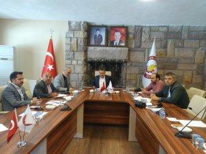 Seydişehir Belediye Başkanı Mehmet Tutal
