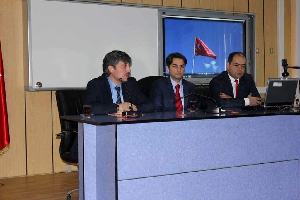 Seydişehir'de mesleki eğitimi geliştirme toplantısı