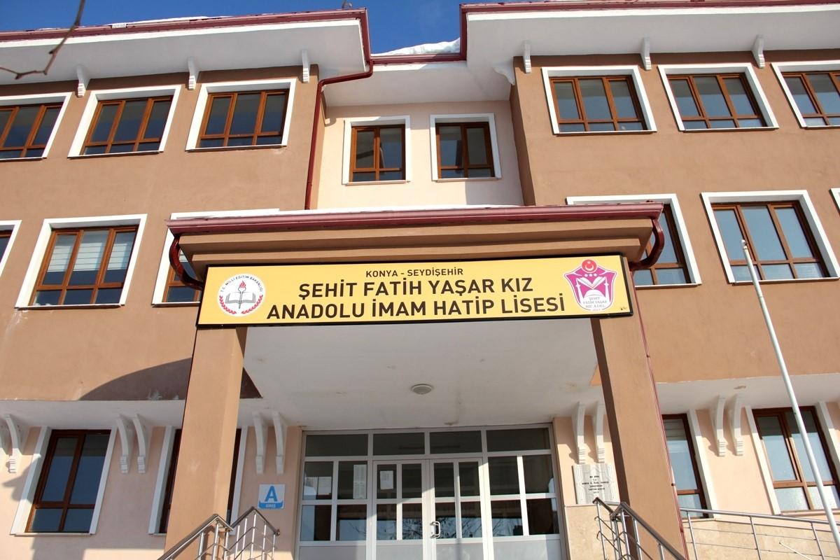 Okula Şehit Yaşar'ın ismi verildi
