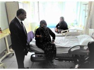 Sağlık Müdürü Koç, hastaneyi inceledi