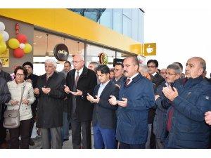 Shell Ekerland Akaryakıt İstasyonu Törenle Hizmete Girdi