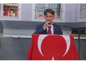 Kaymakam Aydın Erdoğan'ın10 Kasım Atatürk'ü Anma Günü Mesajı