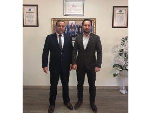 Müsiad Seydişehir'den Beyşehir Ticaret Odasına Ziyaret...