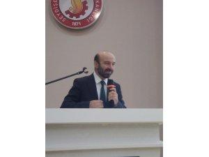 AK parti Seydişehir ilçe yönetimi tanıtımı yapıldı Seçim koordinasyonu merkezi başkanı
