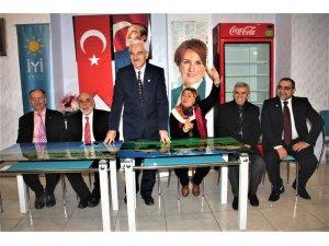 İyi parti adayı Muammer Urhan Projelerini tanıttı