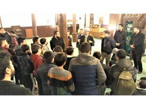 Seydişehir'de hayata dair etkinliği düzenlendi