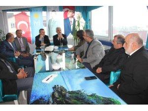 İYİ Parti'den basın toplantısı
