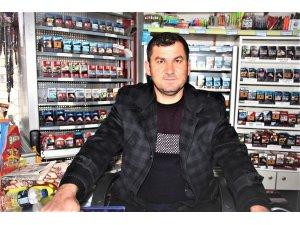 Abdullah Bican, Kızılcalar mahallesinden aday