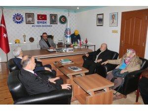 İyi Parti Seydişehir İlçe Teşkilatı ve Belediye Başkan adayı Muammer URHAN
