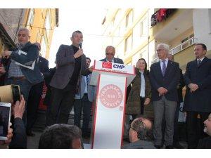 CHP'li Özel: umut siyaseti yerine korku siyaseti yapıyorlar