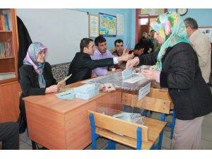 Seydişehir'de 48 bin 71 seçmen oy kullanacak