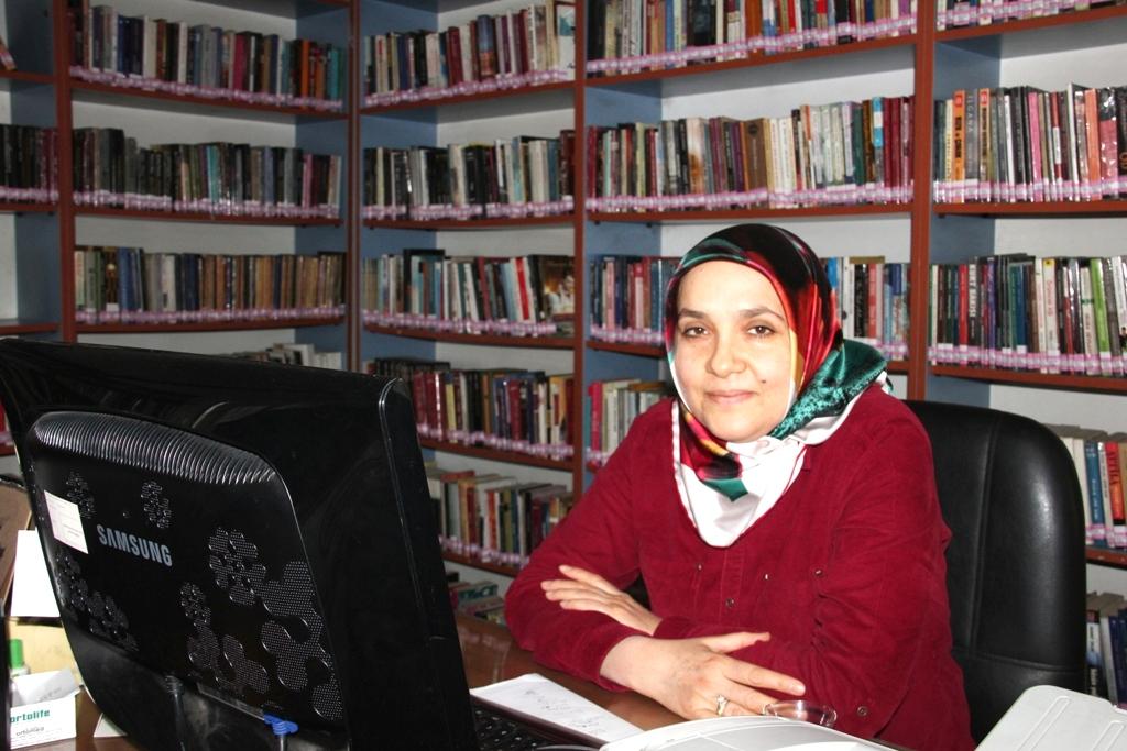 Kütüphane 61 yıldır eğitime destek veriyor