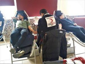 Seydişehir'de kan bağışı etkinliği