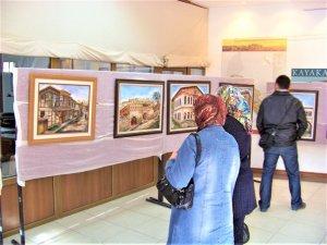Ressam Fatma Kırdar kişisel sergi açacak