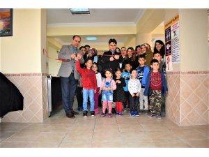 Seydişehir'de minik öğrencilerin geri dönüşüm sergisi