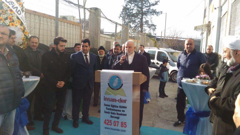 Ribat İzmir Şubesi yeni binasına taşındı