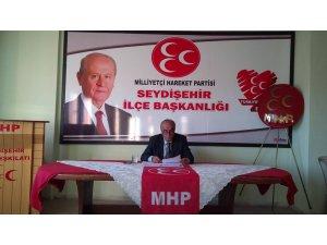 MHP'DEN 19 MAYIS ATATÜRK'Ü ANMA GENÇLİK VE SPOR BAYRAMI MESAJI