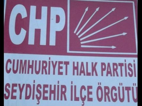 Cumhuriyet Halk Partisi Seydişehir İlçe Örgütü referandum çalışmalarına hızlı başladı.