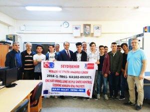 Erasmus+ Projesi ile Portekiz'e Gittiler