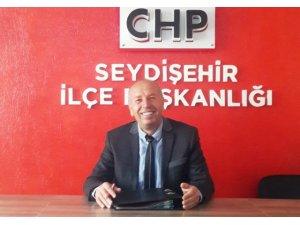 Cumhuriyet Halk Partisi Seydişehir İlçe Başkanı Orhan Özel, Ramazan Bayramı nedeni ile bir mesaj yayınladı
