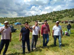 Seydişehir'de geleneksel yayla şenliği