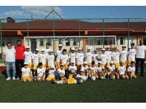 28 İlçede Yaz Spor Okulları Eğitimlere Başladı