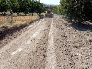 Seydişehir'de arazi yolları açılıyor