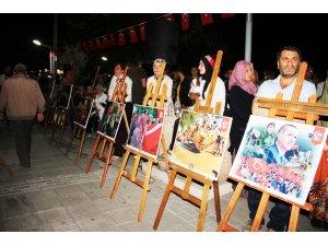 Seydişehir'de 15 Temmuz günü etkinlikleri