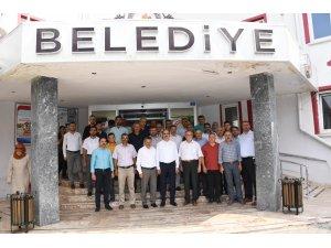 Başkan Altay'dan Seydişehir'e Ziyaret