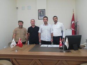 Seydişehir Eğitim Bir Sen ile Özel Özgüven Sistem Okullarında Protokol imzalandı