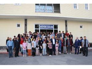 Çogep projesi kapsamında öğrenciler Konya'yı gezdi