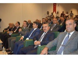 Seydişehir'de Alüminyum konferansı