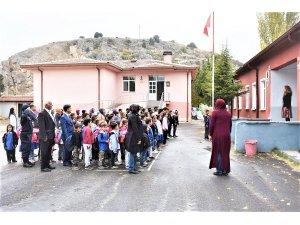 Kaymakam Erdoğan'dan köy ziyaretleri