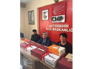 Chp Mahalle delege seçimi