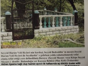 Seyyid Harun Velî'nin kardeşi Seyyid Bedreddin