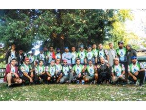 Bisiklet ve doğa sporları derneği kuruldu