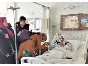 Öğrencilerden hastane ziyareti