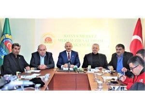 Ziraat odaları koordinasyon kurulunun 2019 değerlendirmesi
