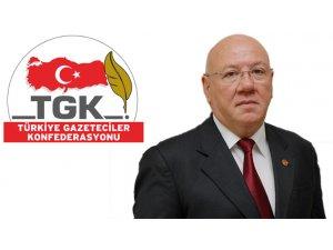 TGK'DAN BİK'E TEŞEKKÜR