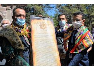 Konya'dan Gönderilen Temsili Berat Söğüt'te Teslim Alındı