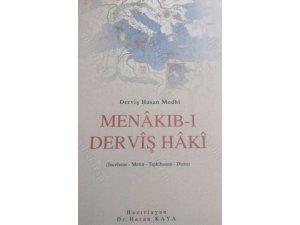 MENÂKIB-I DERVÎŞ HÂKÎ'DE SEYDİŞEHİR
