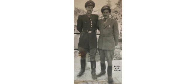 1955 DEREBUCAK YANGINI VE ORMAN MEMURU BEKİR ASAF'IN NOTLARI