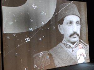 Sultan Abdülhamid Han ve Anadolu Erenleri Dijital Gösterim Merkezi'nde Anılıyor